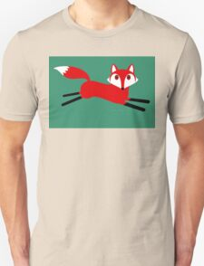 FOX RUN #2 Unisex T-Shirt