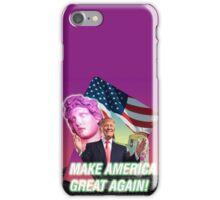 M A G A W A V E iPhone Case/Skin