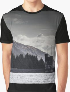 A Dark and Moody Beacons Reservoir Graphic T-Shirt