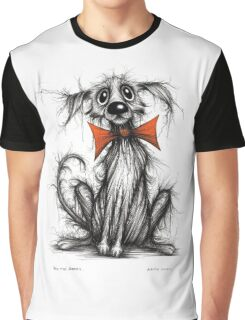 Bow tie Barry Graphic T-Shirt