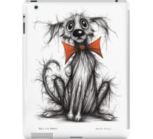 Bow tie Barry iPad Case/Skin