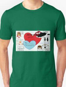 Little Fish Props  Unisex T-Shirt