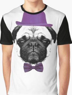 Mops Puppy French Bulldog Graphic T-Shirt