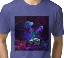 Between Dimensions Tri-blend T-Shirt