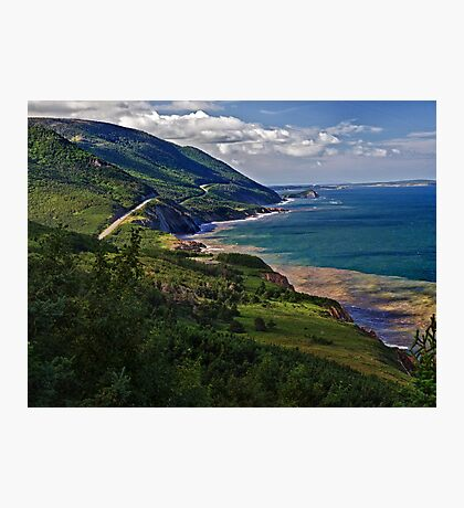 Cape Breton Highlands Photographic Print
