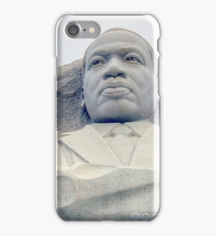 Martin Luther King Memorial iPhone Case/Skin