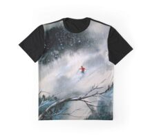 Past The Plunge.. Graphic T-Shirt
