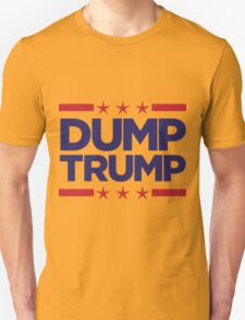 Dump Trump - 2016 Election Unisex T-Shirt