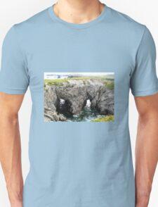 Canadian Landscapes - Water Bridge Unisex T-Shirt