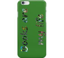 Books are my life iPhone Case/Skin