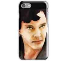 Sherlock 01 iPhone Case/Skin