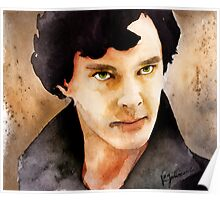 Sherlock 01 Poster