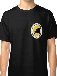 TUSKER LAGER BEER KENYA T SHIRT (SMALL LOGO) Classic T-Shirt