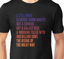 A Glorious Dawn Unisex T-Shirt
