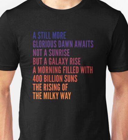 A Glorious Dawn Unisex T-Shirt
