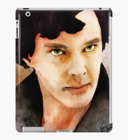 Sherlock 01 iPad Case/Skin