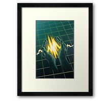 Only a Stone Framed Print