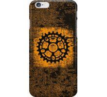 Grunge gear iPhone Case/Skin
