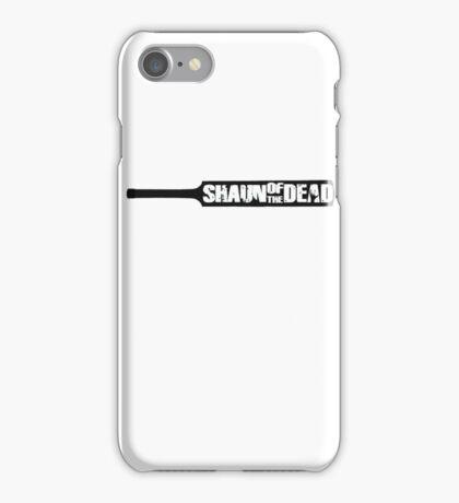 Shaun of the Dead - Cricket Bat iPhone Case/Skin