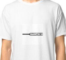 Shaun of the Dead - Cricket Bat Classic T-Shirt