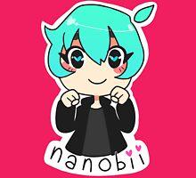 nanobii Womens Fitted T-Shirt