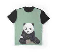 Hungry Panda Graphic T-Shirt