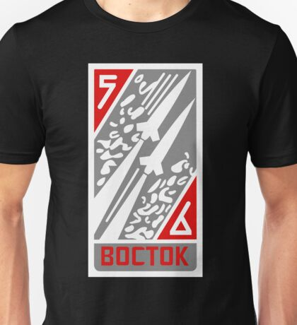Vostok 5-6 Unisex T-Shirt