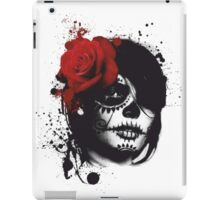 Trash polka woman iPad Case/Skin