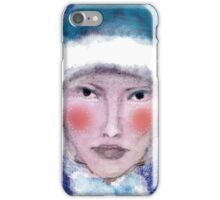 Eskimo Princess iPhone Case/Skin