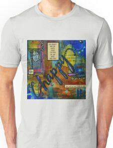 The HAPPY Artist Unisex T-Shirt
