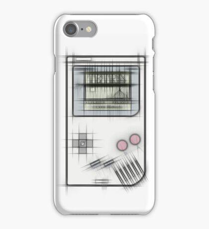 Game Boy Tetris iPhone Case/Skin