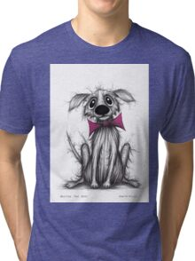 Buster the dog Tri-blend T-Shirt