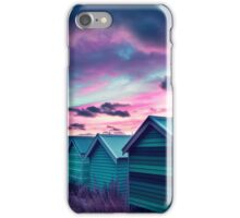 Brighton Beach Sunset iPhone Case/Skin