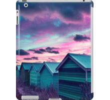Brighton Beach Sunset iPad Case/Skin
