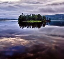 Lake of Two Rivers - Algonquin Provincial Park, Onterio by Kathy Weaver