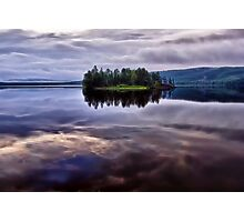 Lake of Two Rivers - Algonquin Provincial Park, Onterio Photographic Print