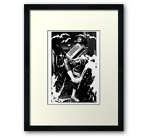 FEAR AND LOATHING IN LAS VEGAS - HUNTER S. THOMPSON JOHNNY DEPP Framed Print