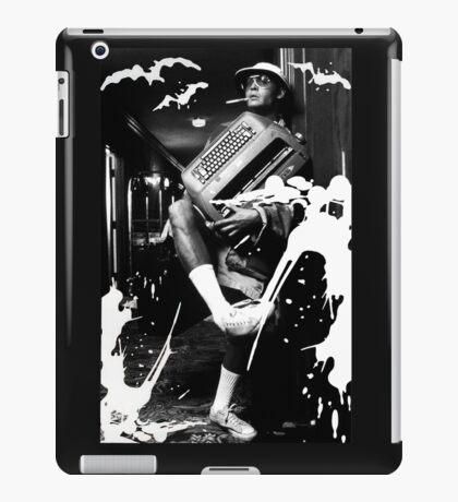 FEAR AND LOATHING IN LAS VEGAS - HUNTER S. THOMPSON JOHNNY DEPP iPad Case/Skin