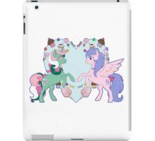 80s Pony Power iPad Case/Skin