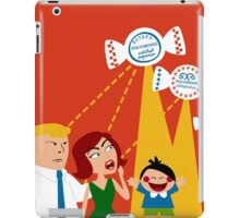 Christmas Invasion iPad Case/Skin