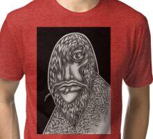 The Hermit Tri-blend T-Shirt