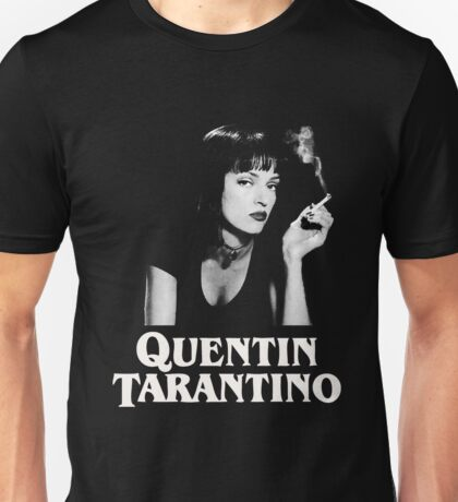 QUENTIN TARANTINO - PULP FICTION Unisex T-Shirt