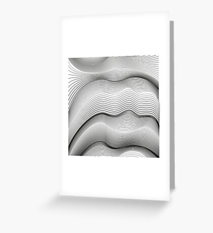 Terrain Greeting Card