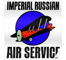 Imperial Russian Air Service Poster