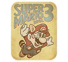 Super Mario Bros. 3 Nintendo Photographic Print