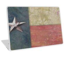 Texas Flag - paper works Laptop Skin