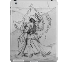 Fire Guardian Of the Acid Dunes iPad Case/Skin