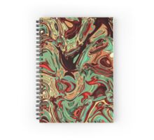 Raindrop2 Spiral Notebook