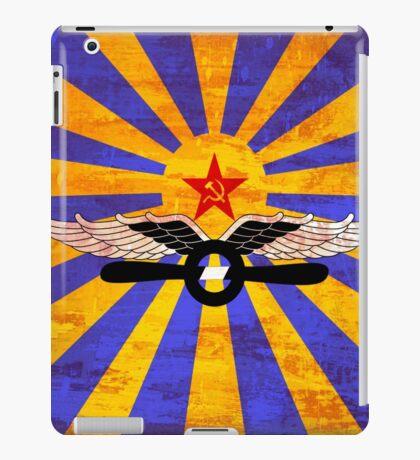 Soviet Air Forces iPad Case/Skin