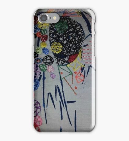 Behind this mask  iPhone Case/Skin